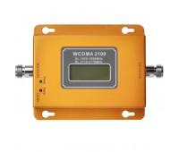 Усилитель репитер 3G 2100 МГц до 150м² с дисплеем