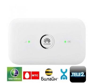 3G 4G LTE Мобильный Wi-Fi роутер Huawei E5573Cs-322