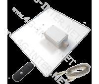 Антенна 3G 4G LTE Цифриус  2x20 Dbi Box с модемом