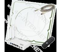 Комплект 3G 4G LTE Цифриус 2x20 Dbi Box с модемом