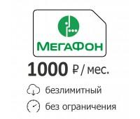 Мегафон 1000 РФ